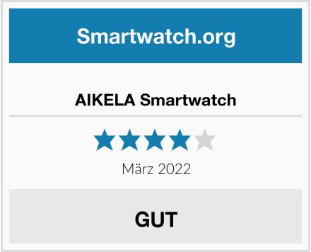 AIKELA Smartwatch Test