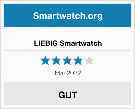 LIEBIG Smartwatch Test