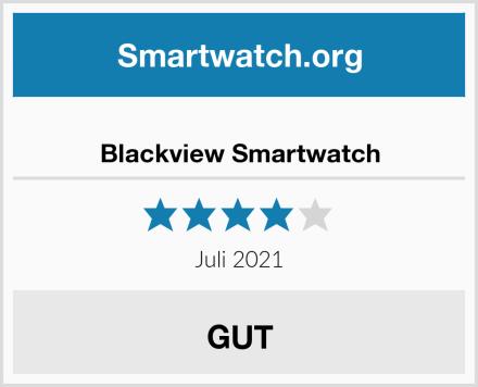 Blackview Smartwatch Test