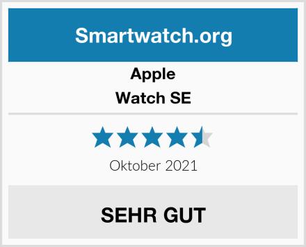 Apple Watch SE Test