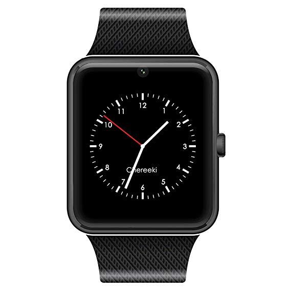 chereeki bluetooth smartwatch smartwatch test 2019. Black Bedroom Furniture Sets. Home Design Ideas