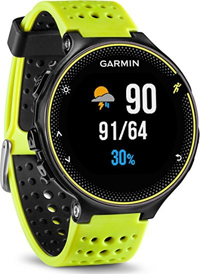 garmin forerunner 230 gps laufuhr smartwatch test 2019. Black Bedroom Furniture Sets. Home Design Ideas
