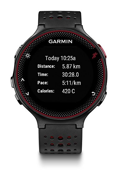 garmin forerunner 235 whr smartwatch test 2019. Black Bedroom Furniture Sets. Home Design Ideas