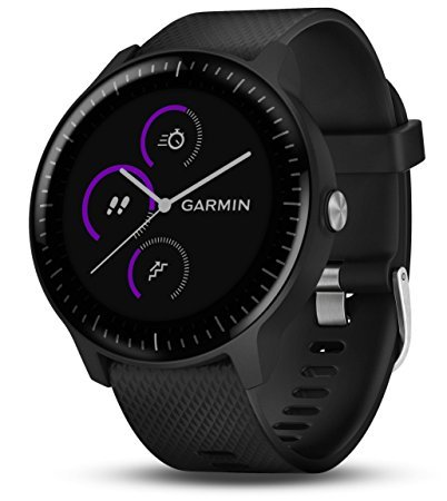 garmin v voactive 3 music smartwatch test 2019. Black Bedroom Furniture Sets. Home Design Ideas