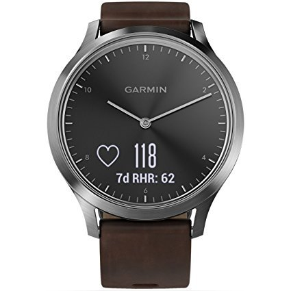 garmin vivomove hr premium smartwatch test 2019. Black Bedroom Furniture Sets. Home Design Ideas