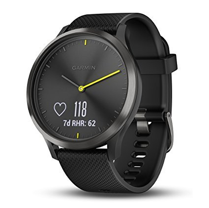 garmin v vomove hr sport smartwatch test 2019. Black Bedroom Furniture Sets. Home Design Ideas