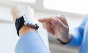 Mit der Smartwatch ins Internet – wie gehts?