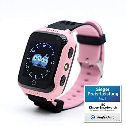 JBC GPS Telefon Uhr