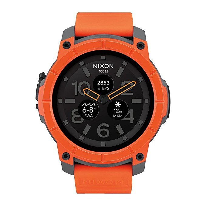 Nixon A1167 orange