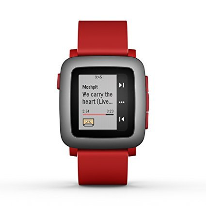 Pebble Time Smart Watch
