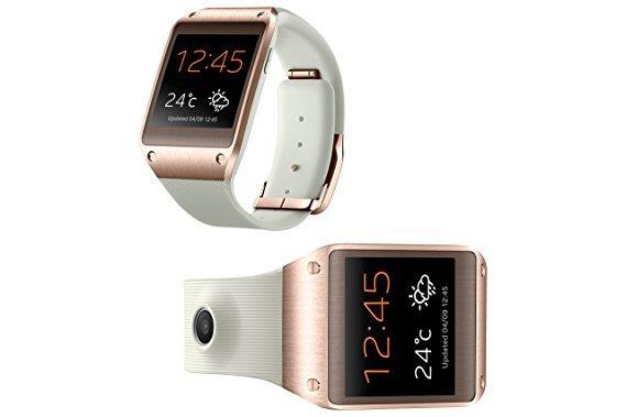 Samsung Galaxy Gear V700 Smartwatch Test 2018 2019