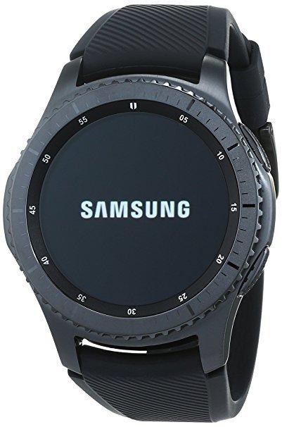 Samsung SM-R760NDAADBT Gear S3 frontier