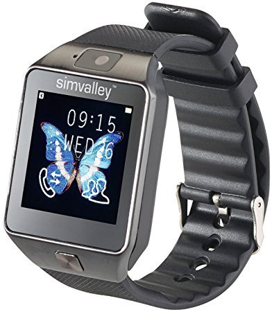 simvalley mobile kamera armbanduhr smartwatch test 2019. Black Bedroom Furniture Sets. Home Design Ideas