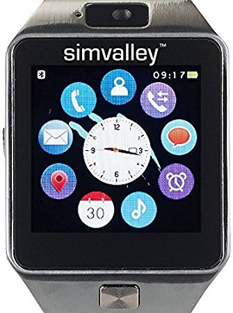 Simvalley Mobile Phone watch Manual