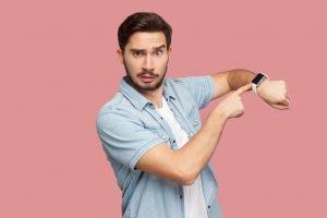 Smartwatch einrichten