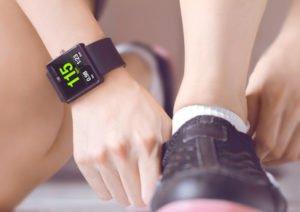 Smartwatch als Fitnesstracker einsetzen