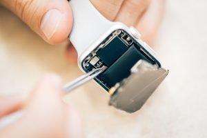 Smartwatch reparieren