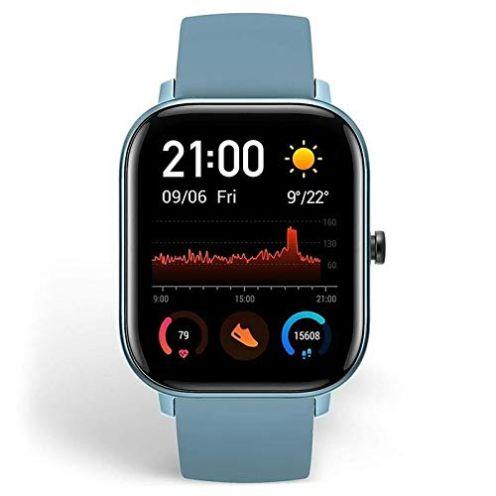 Xiaomi Amazfit Gts Azul Acero Smartwatch