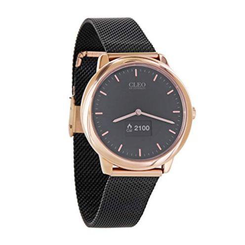X-Watch 54033 Hybrid-Smartwatch CLEO XW Connect Smartwatch