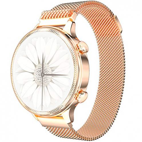 PHIPUDS Smartwatch Damen