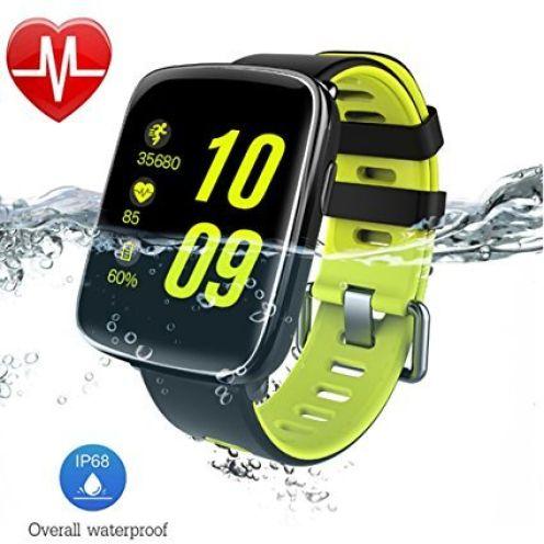 Asialong IP68 Wasserdicht Smartwatch