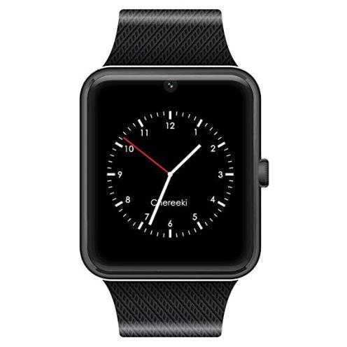 CHEREEKI Bluetooth Smartwatch