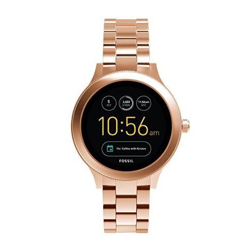Fossil Damen Smartwatch Q Venture 3. Generation Rosegold
