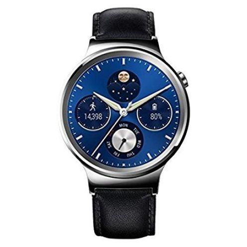 Huawei Watch Classic mit Lederband