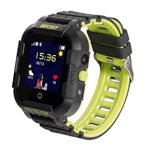 JBC GPS-Telefon Kinder Uhr