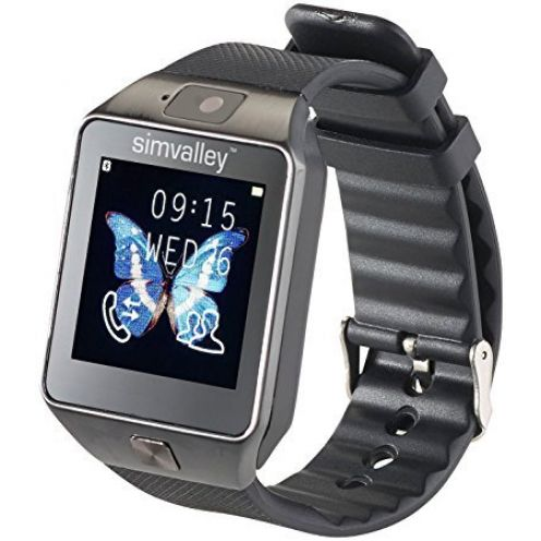simvalley Mobile Kamera Armbanduhr