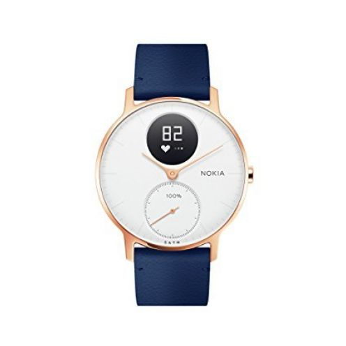 Withings Nokia Steel HR Rose Gold Hybrid Smartwatch