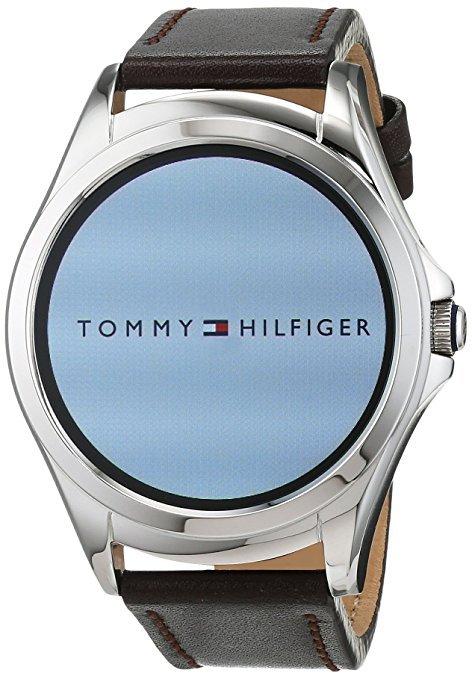 tommy hilfiger herren smartwatch 1791406 smartwatch test 2019. Black Bedroom Furniture Sets. Home Design Ideas