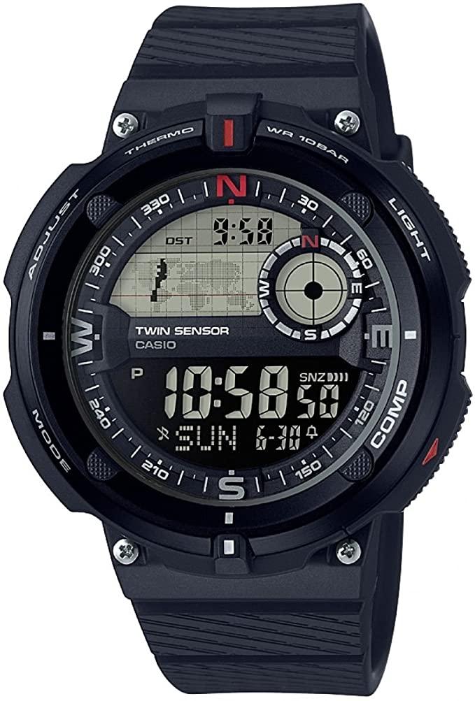 Kompass Uhr