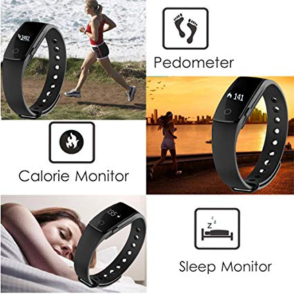 yamay fitness armbanduhr smartwatch test 2019. Black Bedroom Furniture Sets. Home Design Ideas
